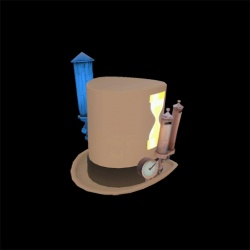Doctor Whooves' Time Travelling Hat