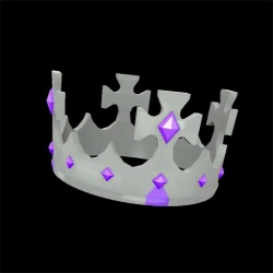 Princess Platinum's Crown