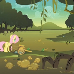 Casual Pony Backgrounds