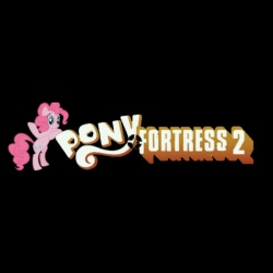 Pony Fortress 2 with Pinkie Pie
